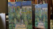 Deux peintures soeurs de Monet réunies pour la première fois aux Etats-Unis