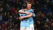 Triplement décisif, De Bruyne file en 1/8es de FA Cup avec Man City