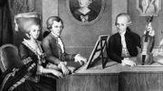 Un morceau écrit en commun par Mozart et Salieri retrouvé à Prague