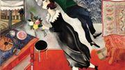 Chagall, le ravissement