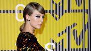 Taylor Swift grande gagnante des MTV Awards