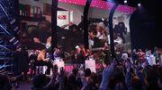 Une jam session dans les D6bels Music Awards !