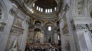 L'orchestre symphonique des Flandres joue à Londres pour le Centenaire de la Première Guerre mondiale