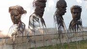 De l'art roumain en fil de fer qui cartonne sur Instagram