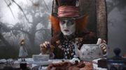 """Tournage de la suite d'""""Alice au pays des merveilles"""""""
