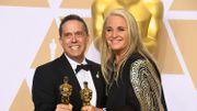 """""""Coco"""" et sa """"lettre d'amour au Mexique"""" remportent l'Oscar du meilleur film d'animation"""