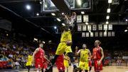 Ostende s'offre la première manche de la finale des playoffs contre Anvers
