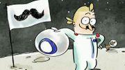 Le professeur Moustache est de retour !