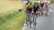 Tour de France: allègement des règles sur les jets de bidons