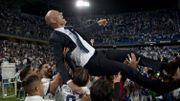 Le succès de Zidane au Real, tout sauf un hasard
