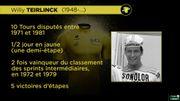 Ces Belges qui ont porté le maillot jaune: Willy Teirlinck