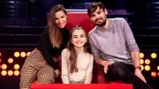 Que font Angelina et Denitsa Ikonomova sur le tournage de The Voice Kids ?