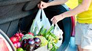 """Astucieux ! Un marché """" drive in """" à St Denis près de Mons"""