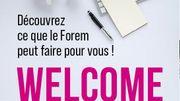 Le Forem Luxembourg propose Welcome, une séance d'information en ligne