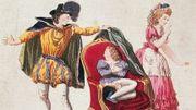 La partition de la musique de scène du Mariage de Figaro de Beaumarchais a été retrouvée