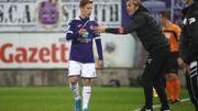 Jonas De Roeck, T2 d'Anderlecht, positif au Covid-19