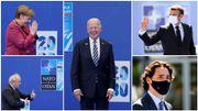 Sommet de l'OTAN à Bruxelles: en rang serré
