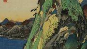 Le Musée du Cinquantenaire met l'accent sur les estampes japonaises Ukiyo-e en 2014