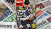 Laurent: Pourquoi il met la monarchie en danger