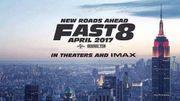 """""""Fast and Furious 8"""": sa première bande annonce à découvrir le 11 décembre"""