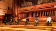 Voici les 6 finalistes du Concours Reine Elisabeth 2021 édition piano