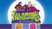 Les amants d'Hérouville : Les années folles de Michel Magne, des B.O en B.D