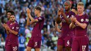 Manchester City, Kompany et De Bruyne évitent le piège tendu par Brighton