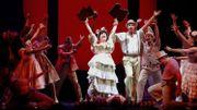 """""""Guys and Dolls"""", un hit de Broadway à Paris avec un clin d'oeil féministe"""