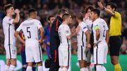 Le PSG écrit à l'UEFA pour déplorer l'arbitrage à Barcelone