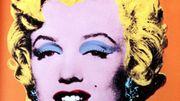 Marilyn Monroe en tête d'une vente aux enchères d'oeuvres d'Andy Warhol