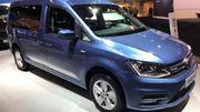 La nouvelle VW Caddy devient une 1400 cc.