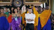 Couture : Balmain innove avec une performance sur la Seine