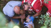 Remco Evenepoel, conscient et emmené à l'hôpital après sa chute impressionnante au Tour de Lombardie