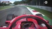 Revivez la pole position record de Kimi Raïkkonen à Monza en caméra embarquée