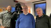 """Dark Vador en direct dans """"Luxembourg Matin""""!"""