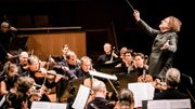 Le Brussels Philharmonic fait sa rentrée à Flagey et retrouve le plaisir de la musique live