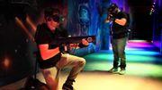Le Virtual Park de Mouscron est le plus grand parc d'attractions en réalité virtuelle d'Europe