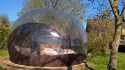 J'ai testé pour vous: un séjour dans une bulle à Spa