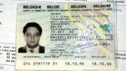 La carte d'identité du prince Laurent, en 2003.