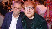 Une guitare offerte par Clapton brûle chez Ed Sheeran