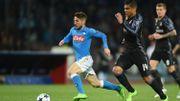 Naples, avec un joli but de Mertens, taquine le Real Madrid mais est éliminé en 1/8
