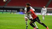 Ligue 1: Rennes, avec Jérémy Doku, battu à domicile par Nice