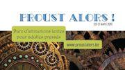 """""""Proust Alors"""" parcs d'attractions lentes  pour .... adultes pressés !"""
