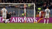L'Inter Milan, sans Nainggolan, tenu en échec contre la Roma