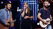 The Voice Belgique : les Talents retenus du troisième Blind