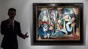 Nouveaux records attendus aux enchères d'art à New York