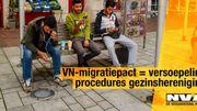 """""""Le pacte sur les migrations de l'Onu = un assouplissement des procédures de regroupement familial"""""""