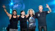 Le concert de Metallica au Global Citizen live
