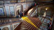 La Reine Mathilde a inauguré l'exposition street art Belgian Crew au Palais d'Egmont