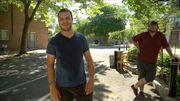 Robin et Guillaume déménagent pour la troisième fois en deux ans. Ils peinent à trouver un appartement convenable à Montréal dans leur gamme de prix.